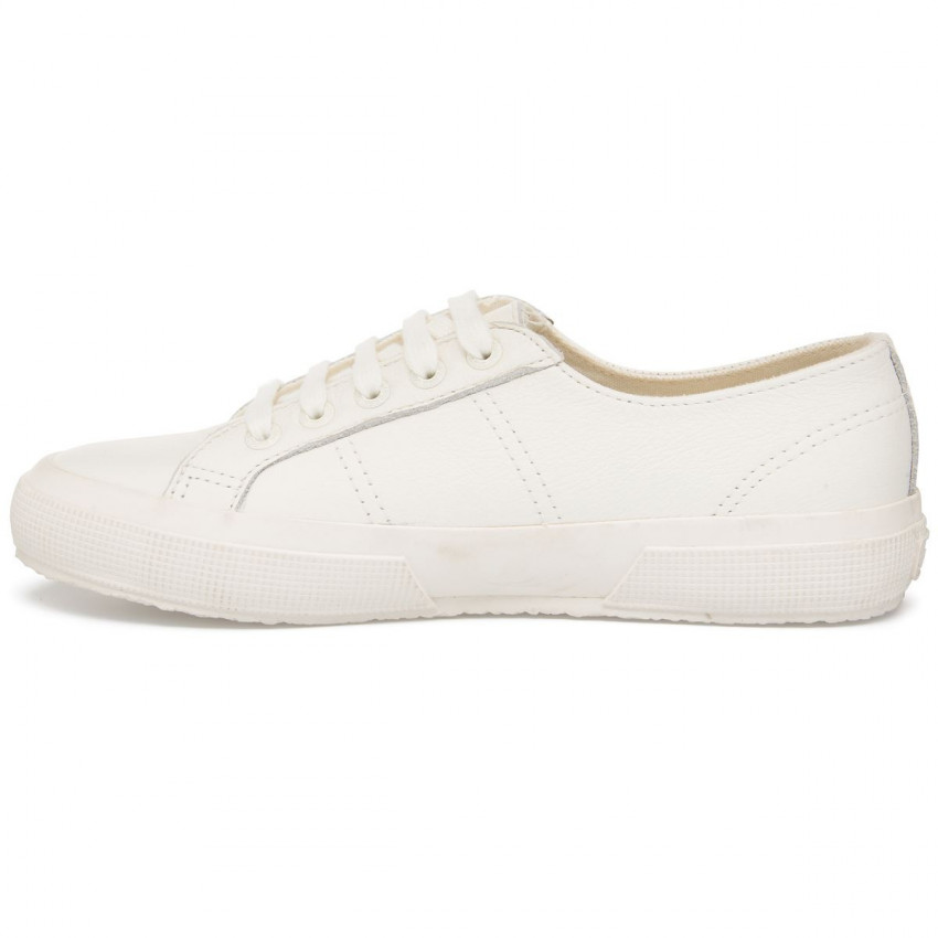 2750 - TUMBLED LEATHERU TOTAL WHITE