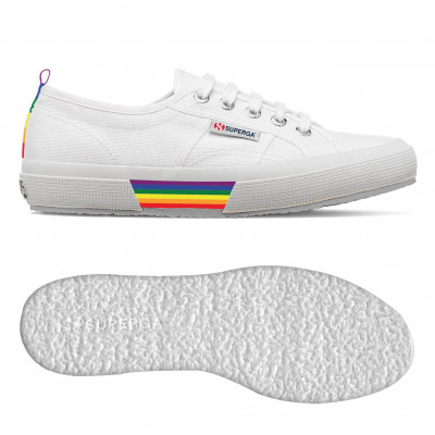 2750 - PRIDE BACK White Multicolor