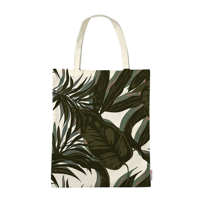 TOTE FANCOTU Grey Urban Palms